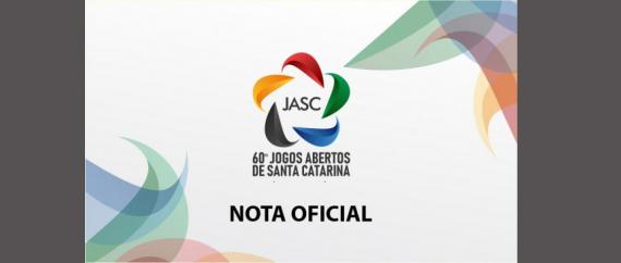 JASC cancelados