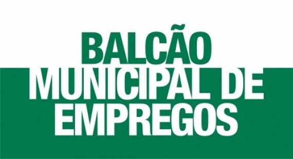 Balcão Municipal de Empregos tem 990 vagas, em 459 funções