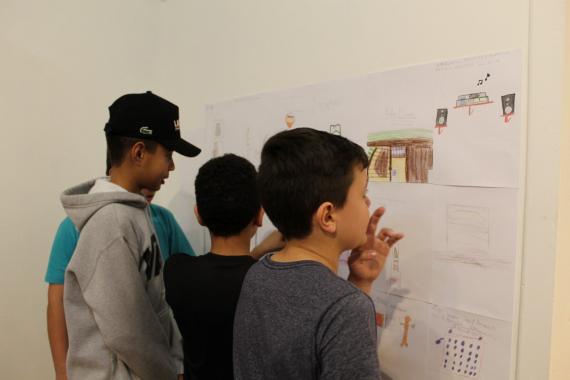 """A exposição """"Construindo o Museu que eu quero"""" está aberta para visitas a partir de hoje"""