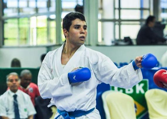 Atleta do Karate de Chapecó está no Campeonato Mundial