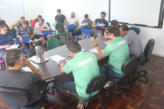 Congresso Técnico encaminha fase municipal dos Jogos Escolares