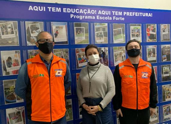 Educação fará parte do Conselho Municipal da Defesa Civil