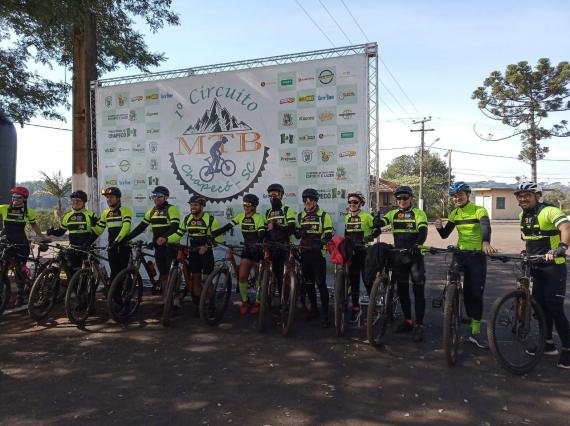 Circuito de Mountain Bike reuniu 500 participantes