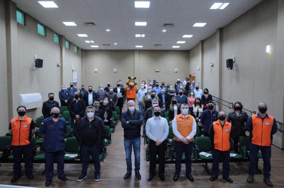 Conselho Municipal da Defesa Civil é formado em Chapecó