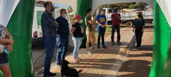 Administração de Chapecó lança o projeto Bota Fora
