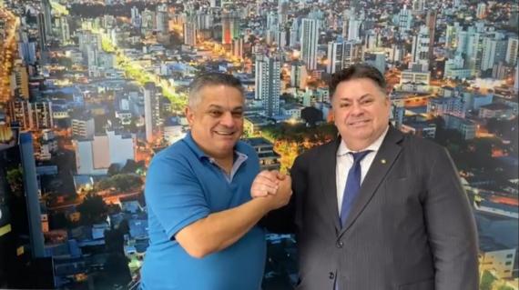 Deputado estadual anunciou recursos para a Saúde de Chapecó