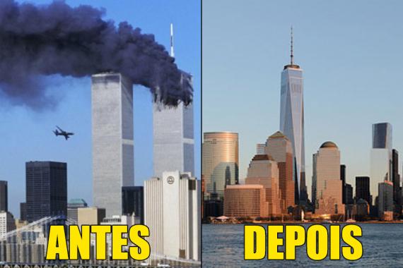 Ataque ao World Trade Center completa 19 anos