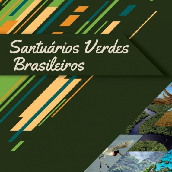 """Dia Mundial do Postal Correios comemora com a exposição virtual """"Santuários Verdes Brasileiros"""""""