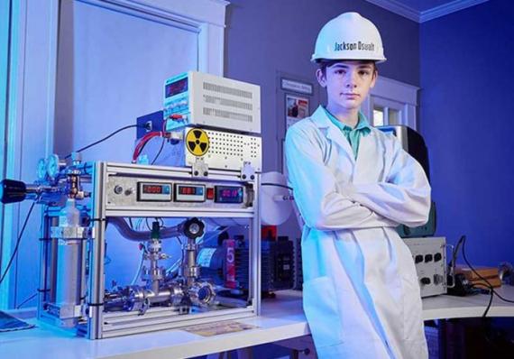 Menino de 12 é o mais jovem a realizar fusão nuclear: Guinness