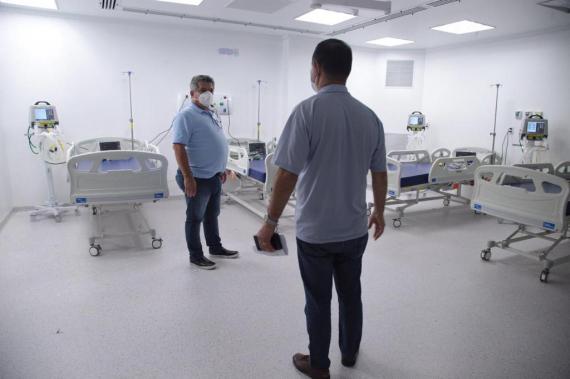 Chapecó recebeu 16 pacientes de outras regiões neste mês