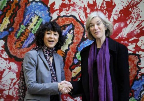 Pela 1ª vez duas mulheres levam juntas Nobel de Química: genoma humano